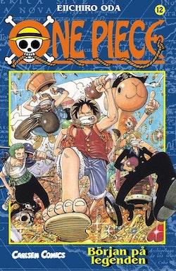 One Piece 12 : Början på legenden
