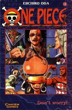 One Piece 13 : Simma lungt
