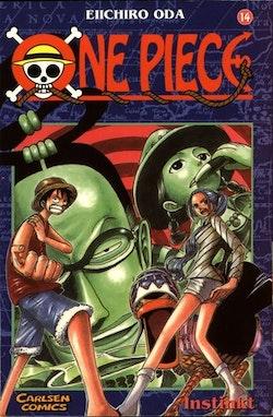 One Piece 14 : Instinkt