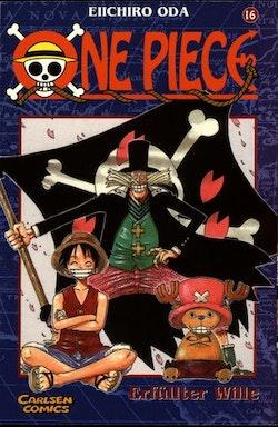 One Piece 16 : Du får som du vill!