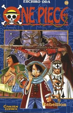 One Piece 19 : Varning för monster