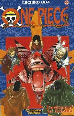 One Piece 20 : Den avgörande striden