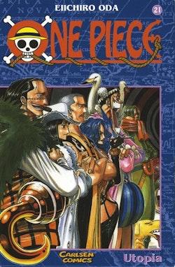One Piece 21 : Utopia