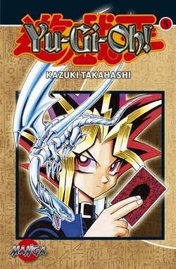 Yu-Gi-Oh! 05 : den blåögda skräcken