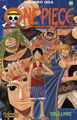 One Piece 24 : Människans drömmar