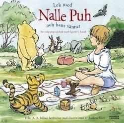 Lek med Nalle Puh och hans vänner : en rolig pop-up-bok med figurer i band