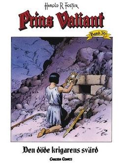 Prins Valiant. Bd.36, Den döde krigarens svärd