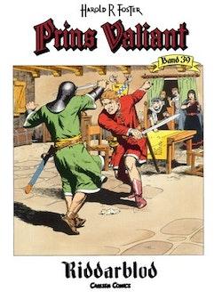 Prins Valiant. Bd.39, Riddarblod