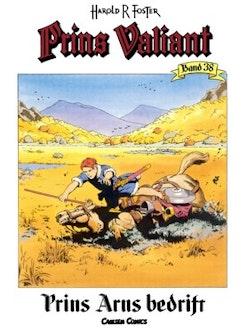 Prins Valiant. Bd.38, Prins Ams bedrift