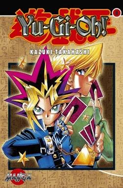 Yu-Gi-Oh! 08 : duellen kan börja