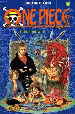 One Piece 31 : Vi väntar