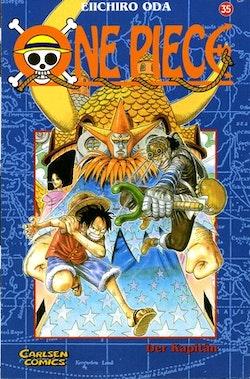 One Piece 35 : Kapten