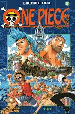 One Piece 37 : herr Tom
