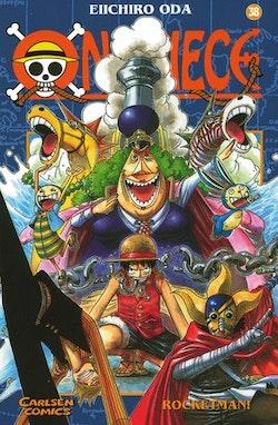 One Piece 38 : Raketmannen