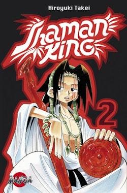 Shaman King 02 : Kung Fu-mästaren