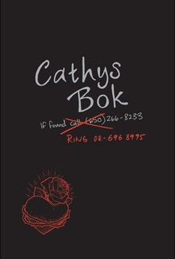 Cathys bok : if found call (650)266-8233