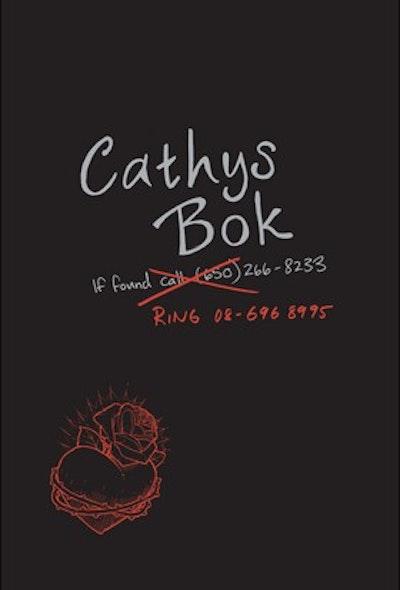 Cathys bok : if found call (650)266-8233