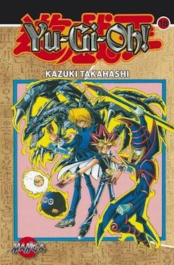 Yu-Gi-Oh! 18 : Maliks skugga