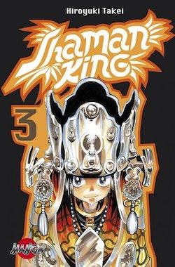 Shaman King 03 : Ödlemannen
