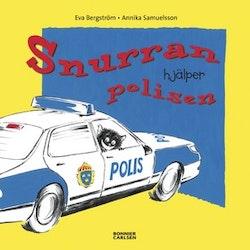 Snurran hjälper polisen