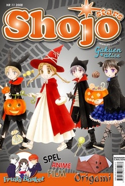 Shojo Stars 2008:11