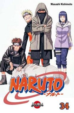 Naruto 34 : Återföreningen
