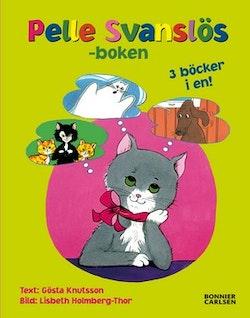Pelle Svanslös-boken