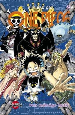 One Piece 54 : ingen kan längre stoppa det