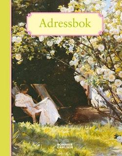 Adressbok : med bilder av nordiska konstnärer