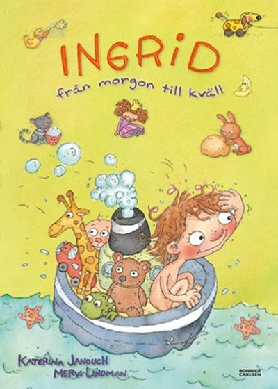 Ingrid från morgon till kväll