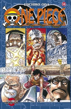 One Piece 58