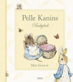 Pelle Kanins Babybok : mitt första år