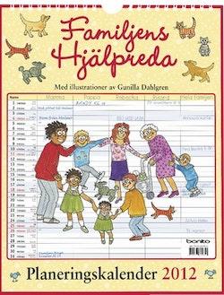 Familjens hjälpreda - Planeringskalender 2012