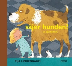 Säjer hunden? : en djurljudbok