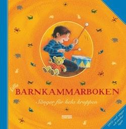 Lilla barnkammarboken. Sånger för hela kroppen, inkl DVD