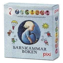 Barnkammarboken : 7 samlade små pixibarnkammarböcker