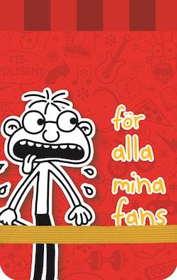 Dagbok för alla mina fans : miniblock Fregley
