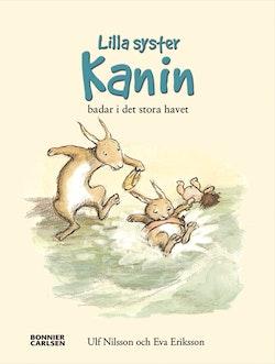 När lilla syster Kanin badade i det stora havet