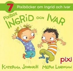 7 Pixiböcker om Ingrid och Ivar