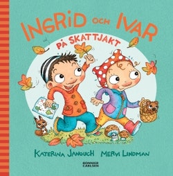 Ingrid och Ivar på skattjakt