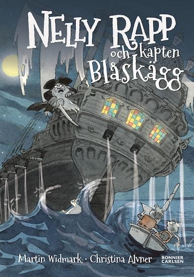 Nelly Rapp och kapten Blåskägg