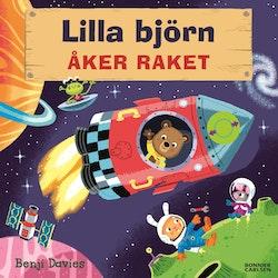 Lilla björn åker raket
