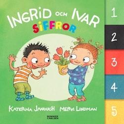 Ingrid och Ivar. Siffror