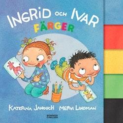 Ingrid och Ivar. Färger
