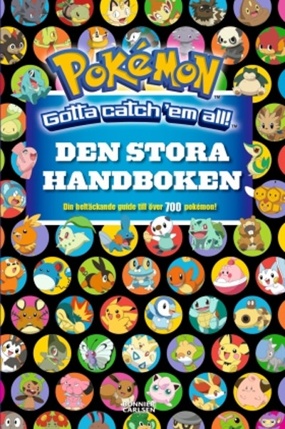 Pokémon : den stora handboken