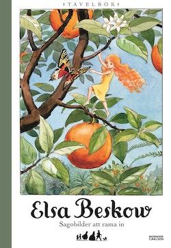 Elsa Beskow : tavelbok - sagobilder att rama in