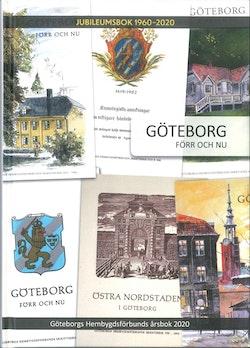 Göteborg förr och nu - årsbok 2020