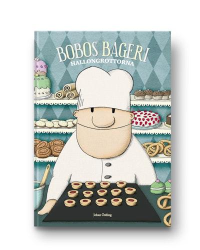 Bobos bageri. Hallongrottorna