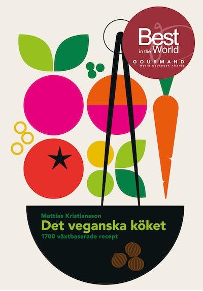 Det veganska köket – 1700 växtbaserade recept