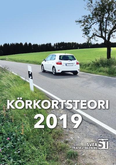 Körkortsteori 2019 : den senaste körkortsboken